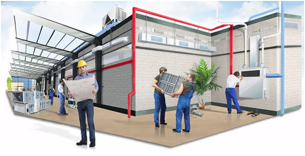Где заказать проектирование и монтаж систем отопления и вентиляции в Одессе?
