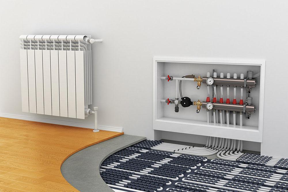 Вентиляция, отопление и кондиционирование дома